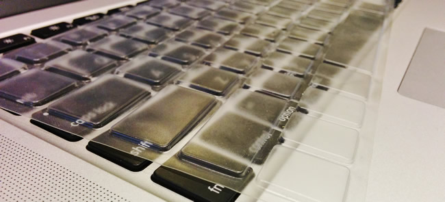 Moshi ClearGuard Keyboard Cover