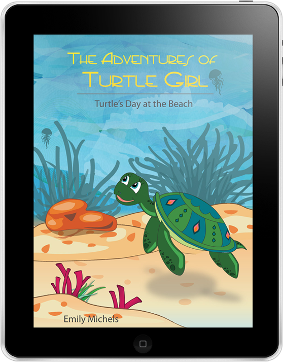 Turtle's Day at the Beach for iPad
